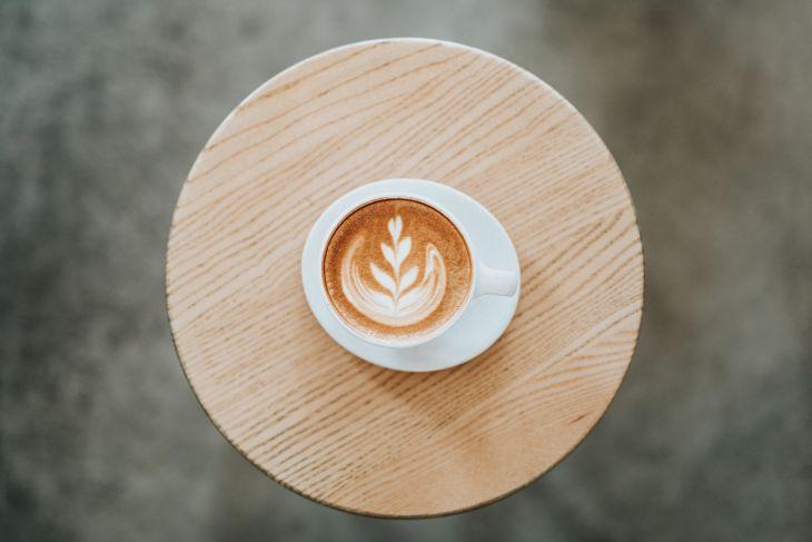 Coffee break in Stockholm