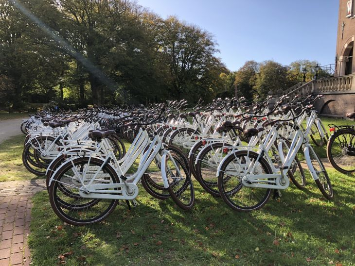 Bikes for groups